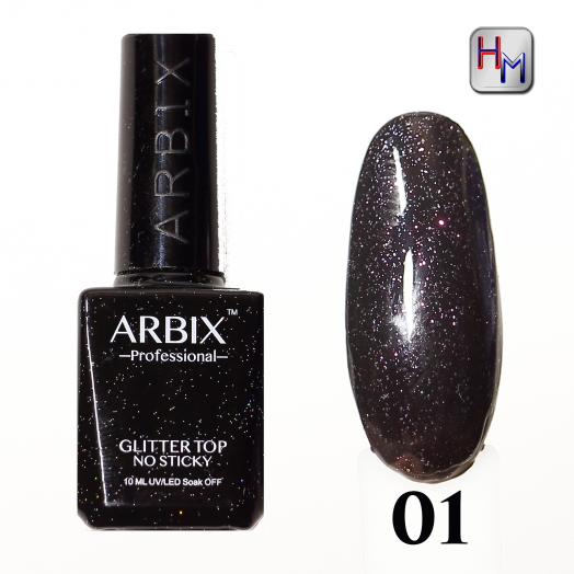 ТОП  ARBIX GLITTER TOP без Л/С 01