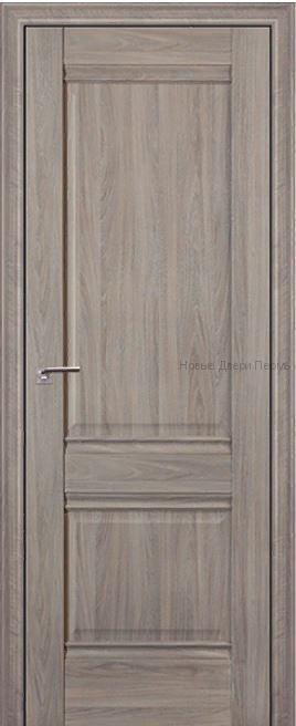 1Х Пекан  глухая - PROFIL DOORS межкомнатные двери