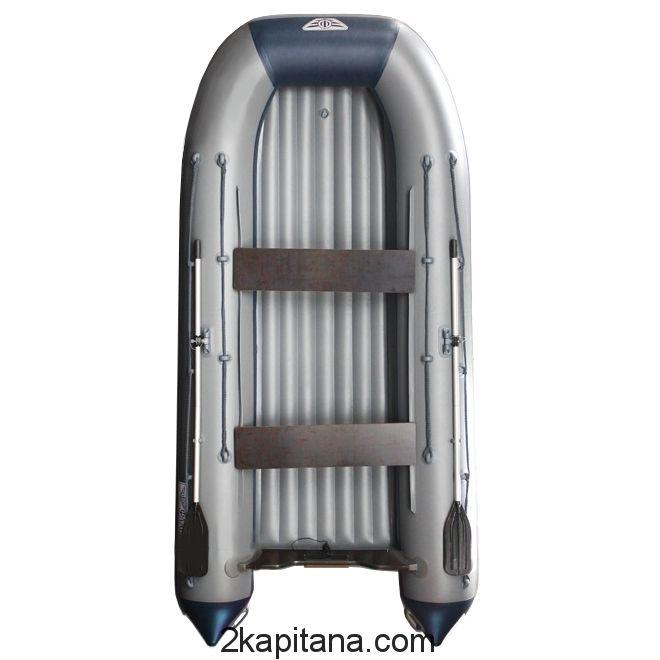 Лодка Флагман 450 надувная ПВХ