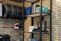 стеллаж в гараже