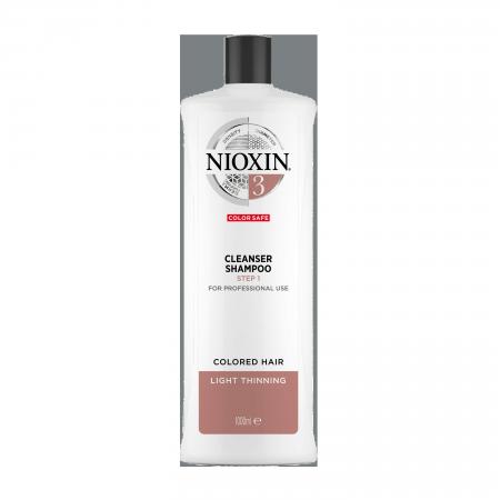 NIOXIN 3D System 3 Shampoo Система 3 Шампунь