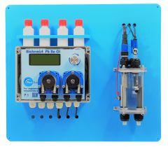Автоматическая станция дозирования химических реагентов Alchemist Ph/Rx/CL