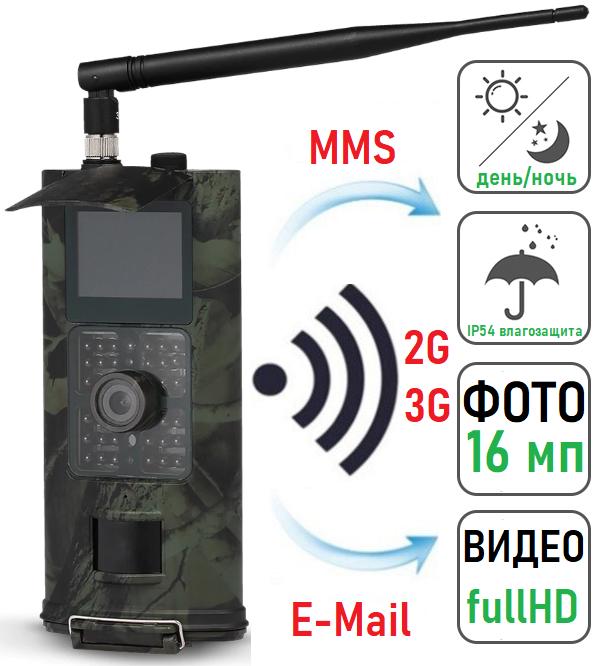 Фотоловушка Филин 120 PRO Edition (HC-700G)