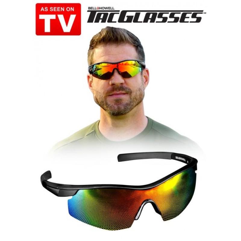 Очки солнцезащитные поляризованные антибликовые Tac Glasses