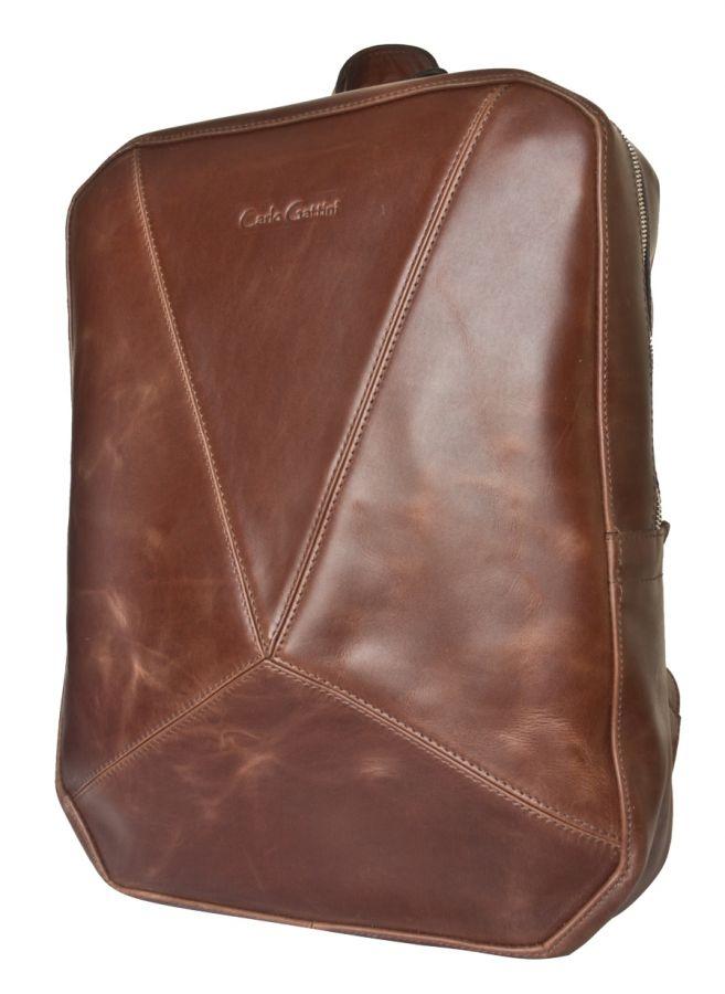 Кожаный рюкзак Carlo Gattini Lanciano brown
