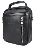 Кожаная мужская сумка Carlo Gattini Cavallaro black