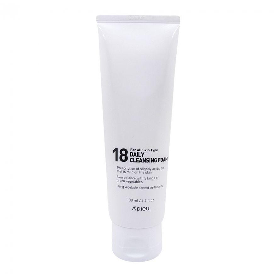 A'Pieu 18 Daily Cleansing Foam Пенка для молодой кожи