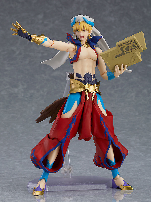 Fate Grand Order Absolute Demonic Front: Babylonia - Figma Gilgamesh