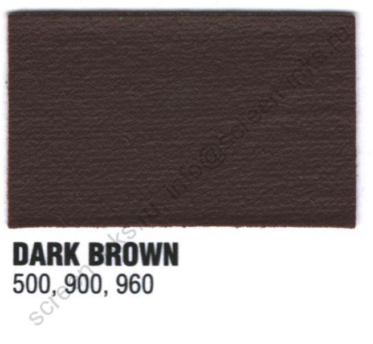 Краска пластизоль Excalibur 500 Dark brown/ Коричневый (5 кг.)