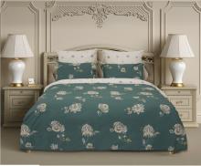 Постельное белье Сатин Селиса  2-спальный Арт.1737-2