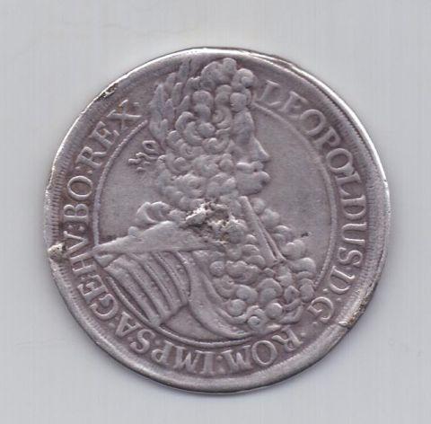 талер 1695 года Австрия