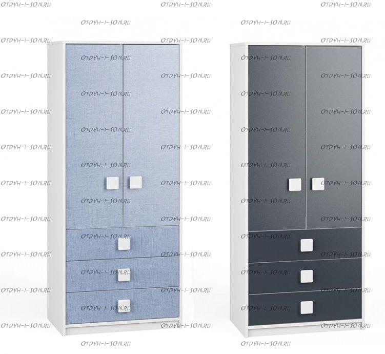Шкаф двухдверный Легенда Л-07 (71х45х166)