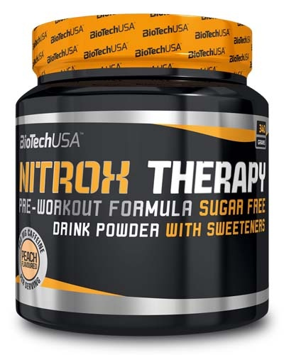 Nitrox Therapy от BioTech USA 340 гр