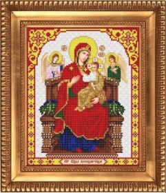 И-4061 Благовест. Пресвятая Богородица Всецарица. А4 (набор 950 рублей)