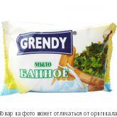 "GRENDY Мыло туалетное ""Банное"" 100гр, шт"