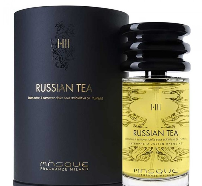 Masque Russian Tea (унисекс) 35 мл