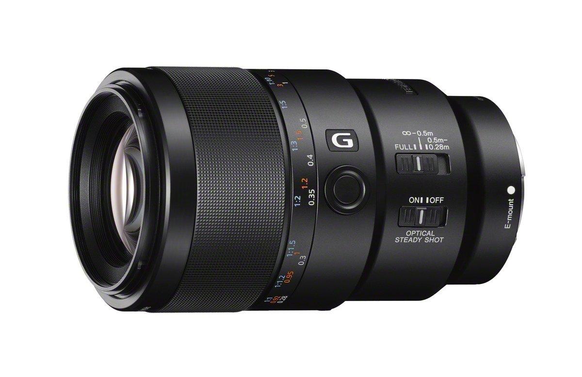 Объектив Sony FE 90mm f/2.8 Macro G OSS (SEL90M28G)