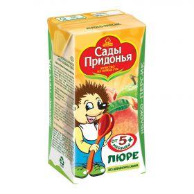 Сады Придонья яблоко-персик 125г