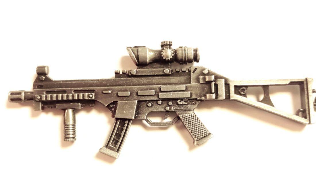Брелок пистолет-пулемет Heckler-Koch