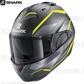Шлем Shark Evo Es Yari, Желтый матовый
