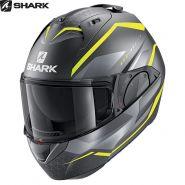 Мотошлем Shark Evo Es Yari, Желтый матовый