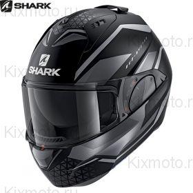 Шлем Shark Evo Es Yari, Серый матовый