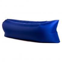 Надувной матрас гамак, синий