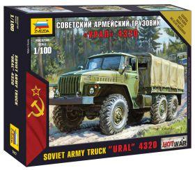 """Советский грузовик """"Урал"""""""