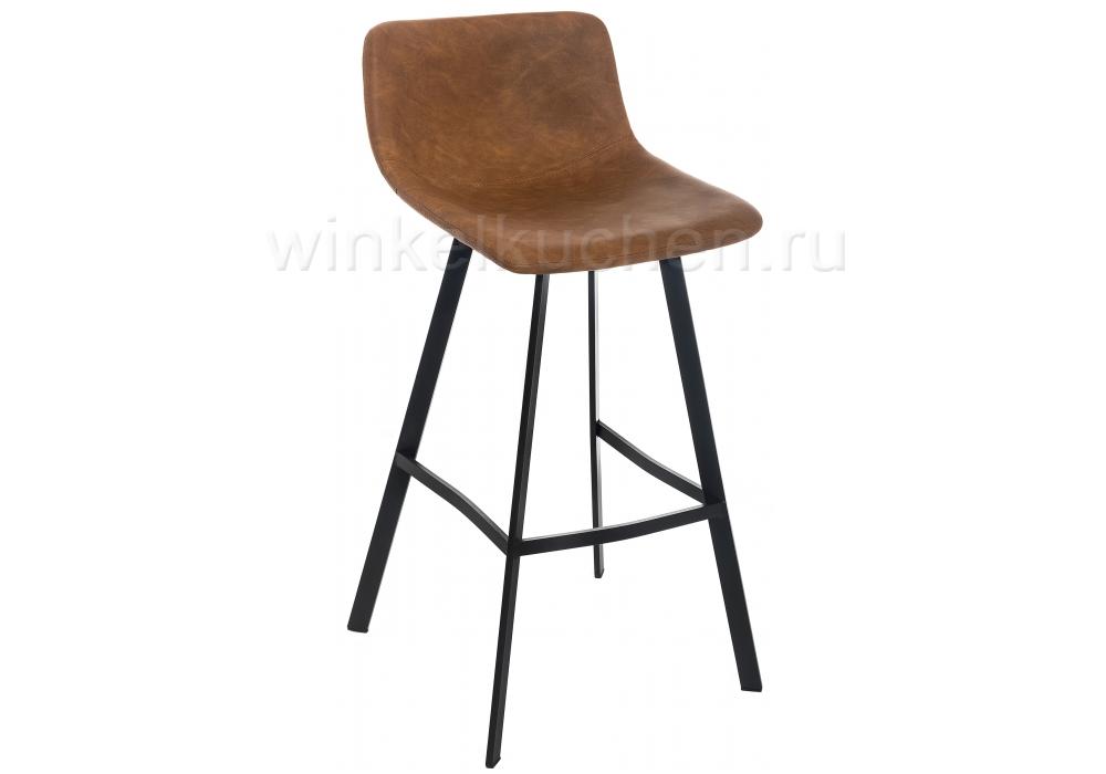 Барный стул Bruge Bar-W CColl T-1000 cinnamon nubuk