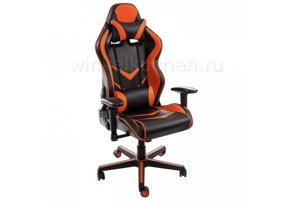 Racer черное / оранжевое