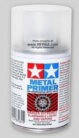 Tamiya Metal Primer - грунтовка спрей 100 мл.