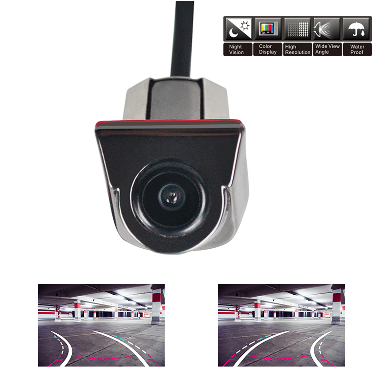 Камера заднего, переднего вида Interpower IP-940FRDL