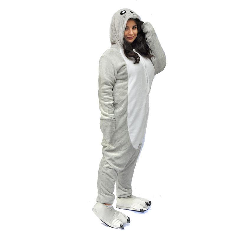 Пижама Кигуруми Морской Лев