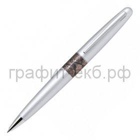 Ручка шариковая Pilot Серия животные Стальной питон BP-MR2-M-PTN-L