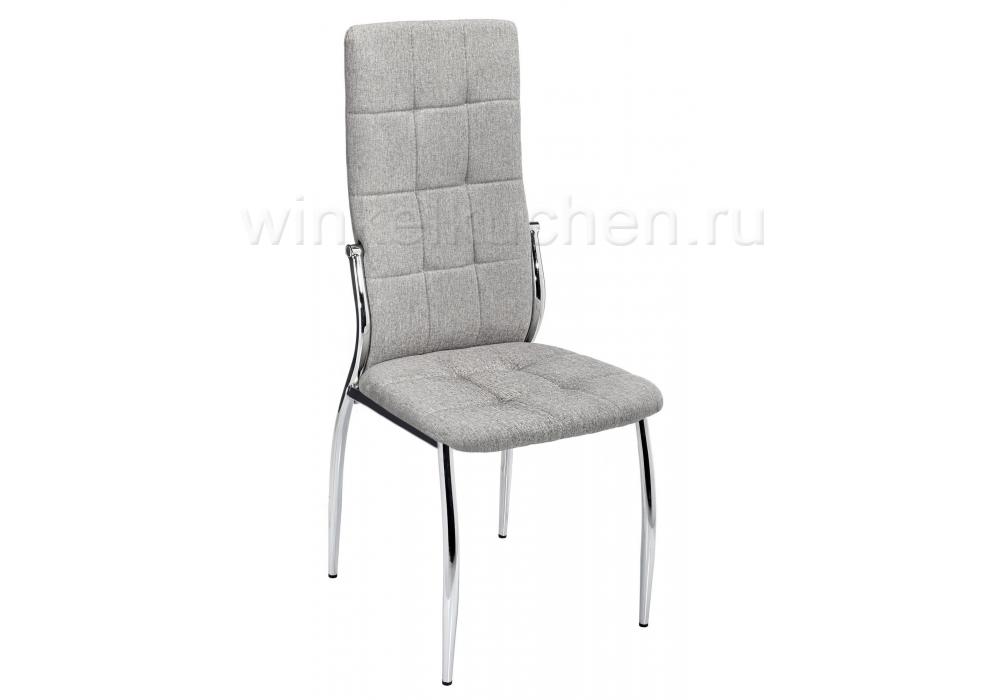 Стул Farini light grey / grey fabric
