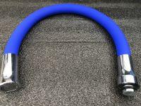 Гибкий излив для смесителя  Vaserzberg VS-2B (синий)