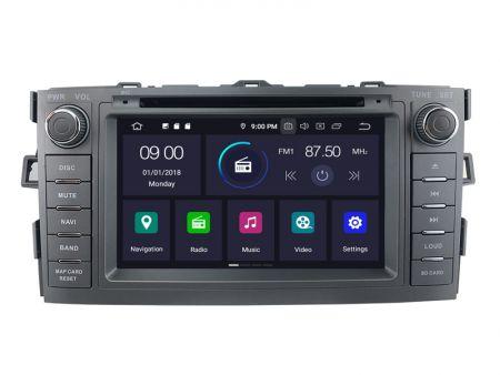 Witson Toyota Auris E150 2006-2012 (W2-RD7666)