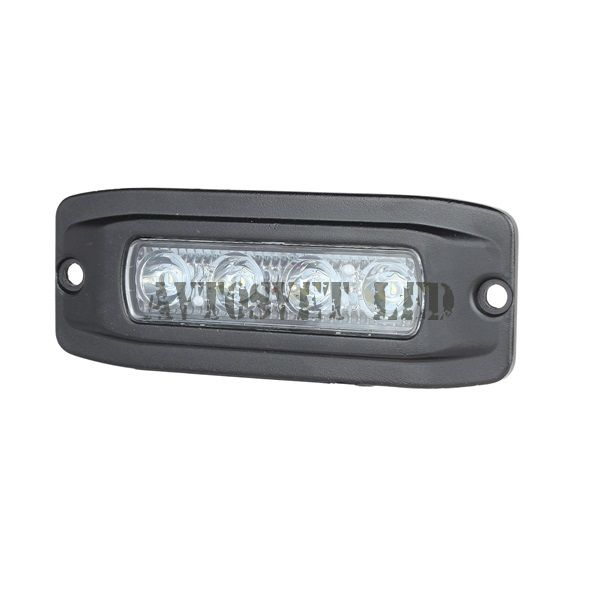 Врезная светодиодная фара ASV4-12W FLOOD