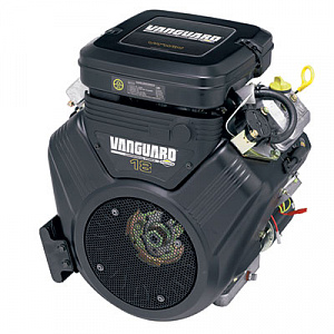 Двигатель Briggs & Stratton 18 Vanguard OHV V Twin 3600 RPM № 3564470124B1T1001