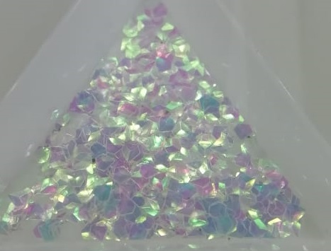Флеш Алмаз для дизайна ногтей New Fashion №02