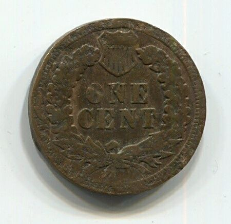 1 цент 1901 года США VF-