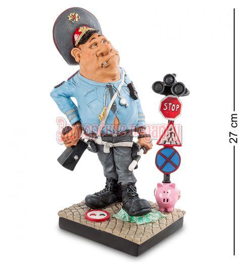 """STD-05 Статуэтка Полицейский """"Ну настоящий полковник..."""" (W.Stratford)"""
