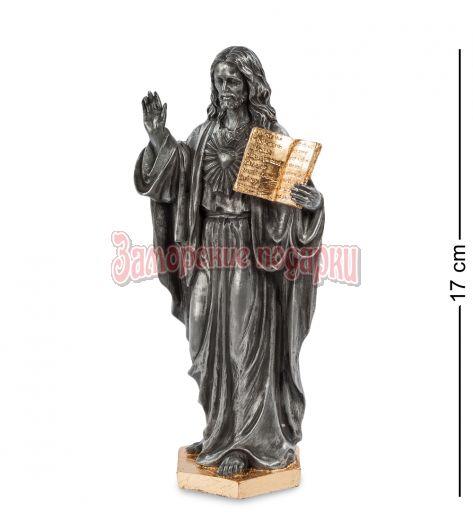 "WS- 33 Статуэтка ""Иисус с Ветхим Заветом"""