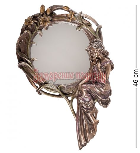 "WS-554 Зеркало ""Леди Лилия"""