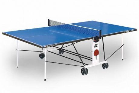 """Всепогодный складной стол для настольного тенниса """"Compact Outdoor LX"""" (274 х 152,5 х 76 см) с сеткой"""