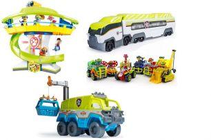 Большой набор спасателей серии Джунгли (офис спасателей, патрулевоз, 7 спасателей, вездеход для джунглей)й )