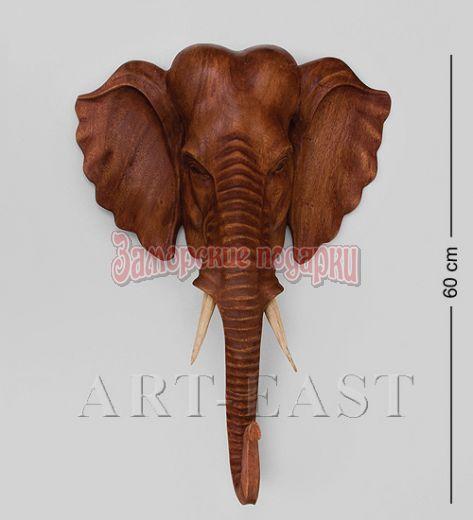 """15-052 Панно """"Индийский слон"""" 60 см суар"""