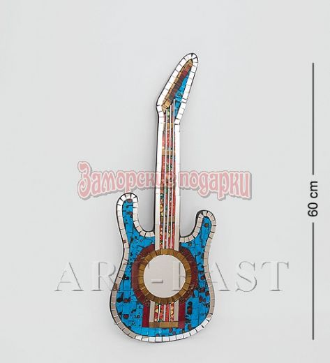 "38-003 Панно ""Гитара"" мал. (мозаика, о.Бали)"