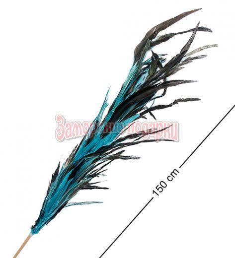 14-047 Декоративный веничек из перьев (о. Бали)