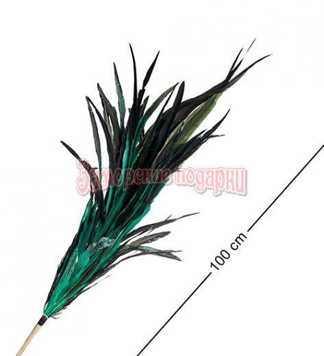 14-060 Декоративный веничек из перьев (о. Бали)